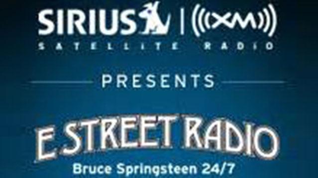 Sirius Satellite Radio Presents E Street Radio