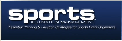Sports Destination Management Logo